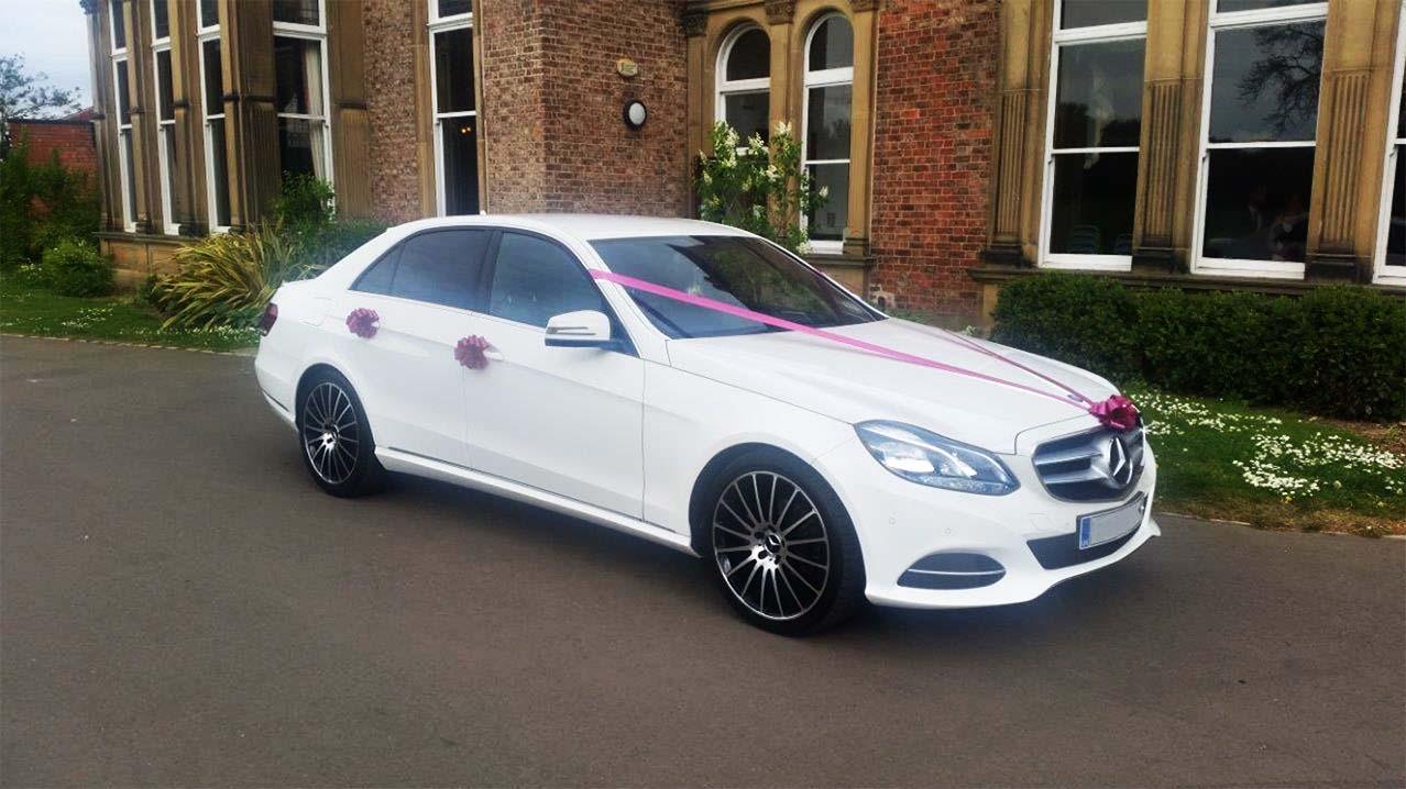mercedes wedding car Middlesbrough, Stockton-on-tees, Yarm