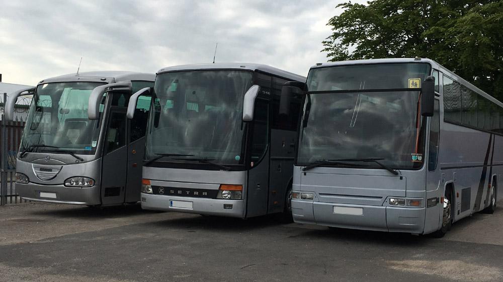 Corporate event transport