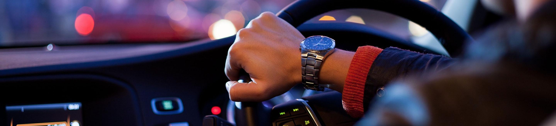 Executive driver Teesside